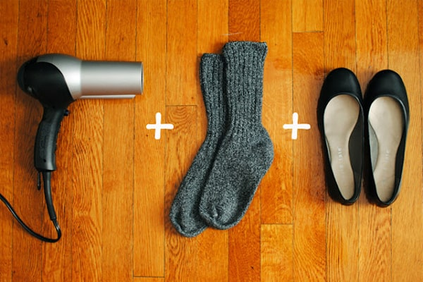 How to Stretch Shoes 2