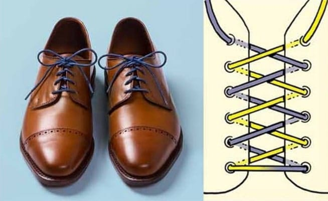 What Are Dress Shoes? How To Tie Dress Shoes Properly? 5