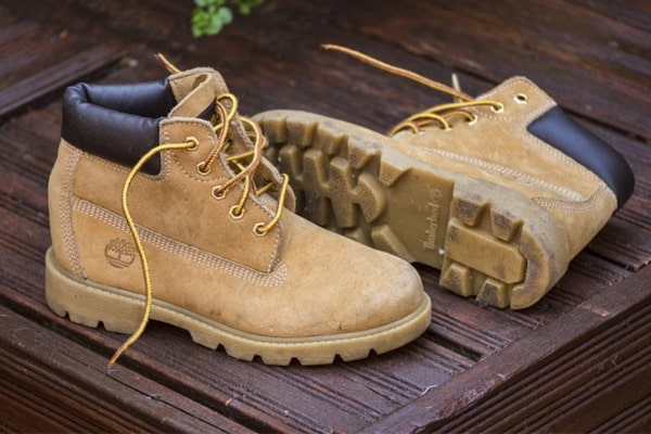 How to clean Timberlands