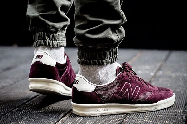 How to clean suede new balance shoes