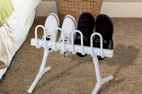 6 simple hacks on how to dry shoes fast after washing them - Pros and Cons 3