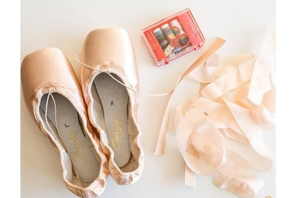 How To Sew Pointe Shoes At Ease 2