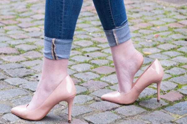 How to shrink shoes that are too big for your feet 1