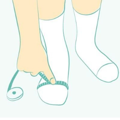 How to Tell if Shoes are Too Big - How to Tell if Shoes are Too Big - How to measure foot length? 3