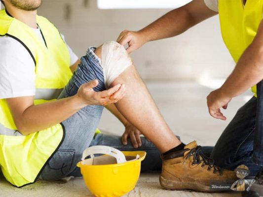 Knee injuries are a common problem