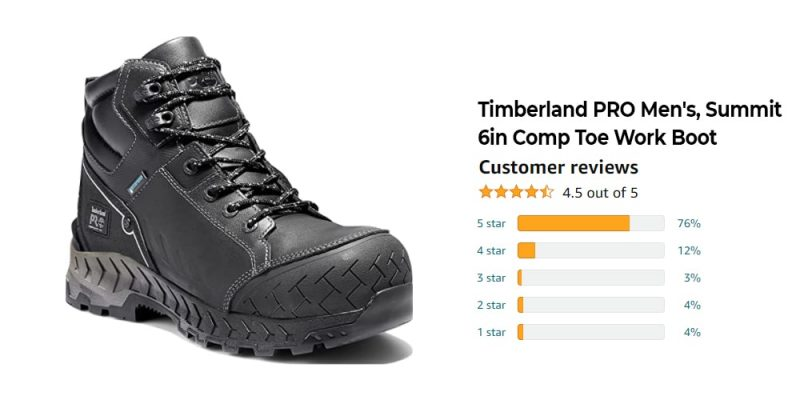 Top Rated 9 Best Work Boots for Men That Best Suitable For Your Fashion Style 3