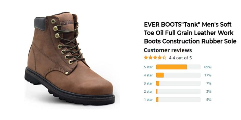Top Rated 9 Best Work Boots for Men That Best Suitable For Your Fashion Style 4