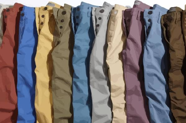 What is the Difference Between Dress Pants vs Chinos? 2