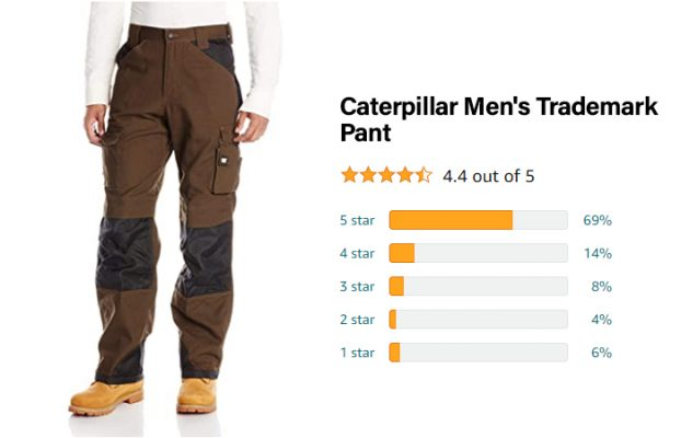 best work pants for landscaping